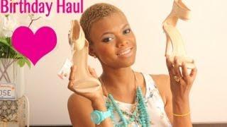 Birthday Haul | Zara,Asos,H&M,Ulta,Lush,GlamFab2x2 &Target..