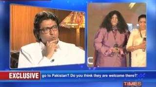 Raj Thackeray on Frankly Speaking with Arnab Goswami (Part 8 of 14)