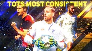 ПЕРВЫЕ ТОТСЫ - FIFA 17