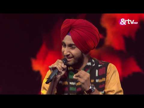 Parakhjeet Singh - Khali Dil Nahi | Knock Out Round | The Voice India 2