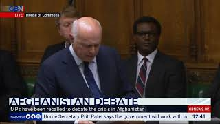 Iain Duncan Smith: Afghanistan withdrawal will embolden China and Russia