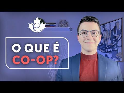 O que e Co-op? Como estudar e trabalhar no Canada