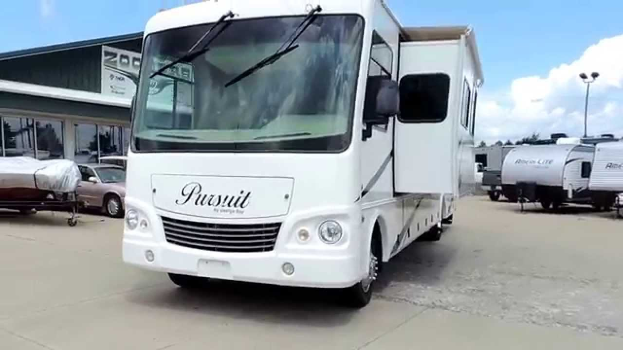 small resolution of awesome 35 2007 georgie boy pursuit 3540ds 2 slides bunks 39k miles