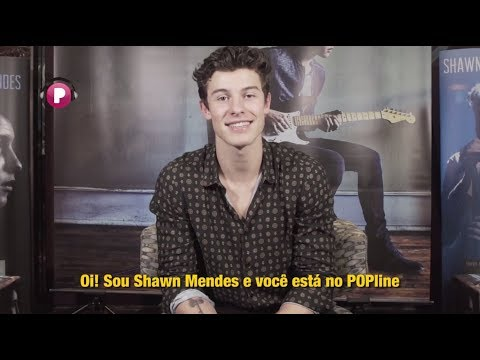 Shawn Mendes fala sobre show no Rock in...