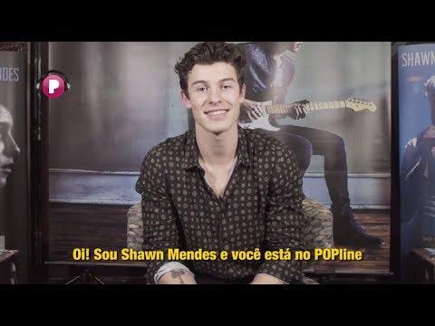 Shawn Mendes fala sobre show no Rock in Rio, Bruna Marquezine e próximo álbum