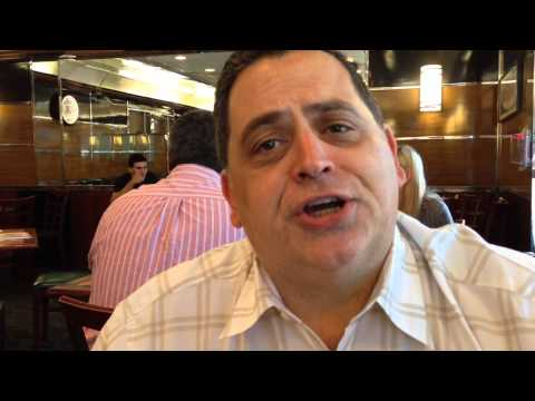 """""""The Italian American Slang Word of the Day!"""" with Stevie B is MARONE!"""