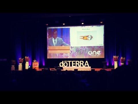 doTERRA EU Convention - Akwasi Frimpong Motivational Speech