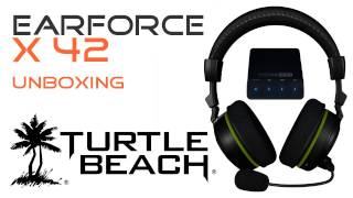 turtle beach x42 unboxing review vs x41 de
