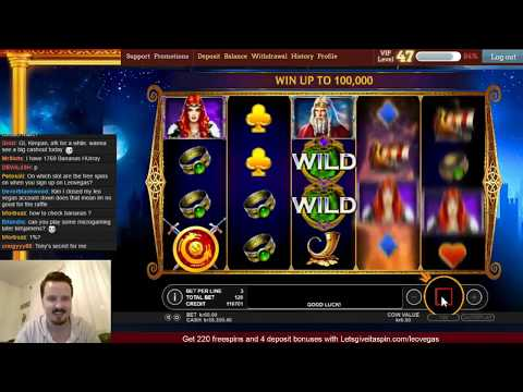 Some good features in the new Beowulf slot from Pragmatic Play