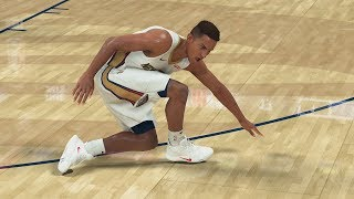 NBA 2K20 My Career EP 37 - Near Quadruple Double!