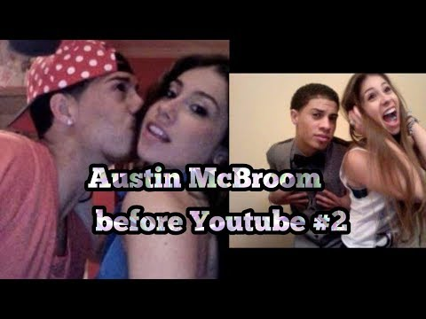 #2 Austin Mcbroom before YouTube (his family,friends,ex-girfriend's,etc)