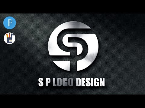 How to design 3D mock-up logo with PhotoG and Pixellab | PhotoG tutorial