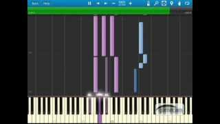 Culture club - Karma chameleon (synthesia)