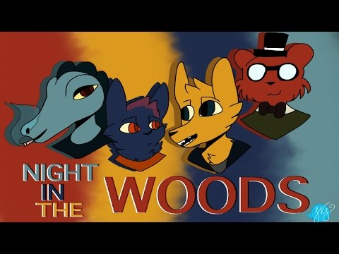 Night in the Woods — Part 1 | MAE'S HOME AGAIN | Gameplay Walkthrough Playthrough