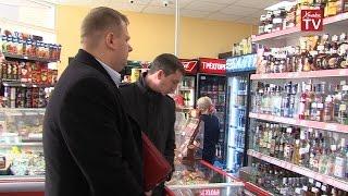 Пресекли незаконную продажу алкоголя(Очередную партию незаконного алкоголя выявили в химкинских магазинах. Горячительные напитки обнаружили..., 2016-04-01T18:05:42.000Z)