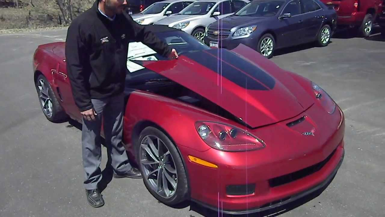 2013 Chevrolet Corvette 427 Convertible for sale, Blair Nebraska ...