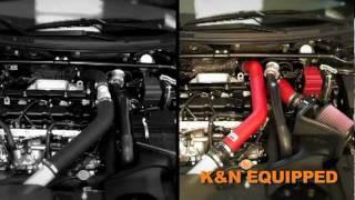 2008 - 2013 Mitsubishi Lancer Evolution 2.0L Turbo K&N Air Intake Installation