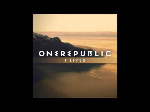 One Republic- I Lived (Radio Edit)