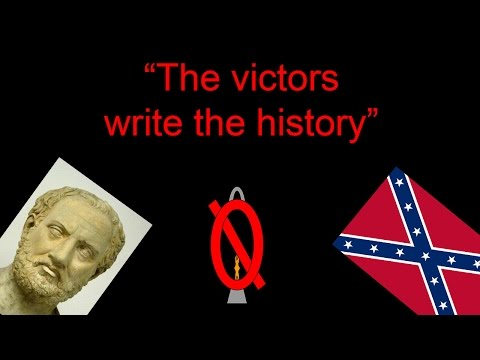 Is History Written by the Victors?