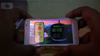 full review of Spice Coolpad 2 MI 496 with beanchmark