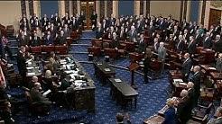 Senators start asking questions at impeachment trial