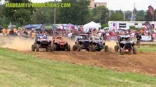 RZR RACING AT THE 2014 Unlimited Offroad Expo