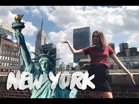 NEW YORK FULL CITY GUIDE: Food, Shopping, Best Places, Activities + Free things  (FR/EN)