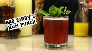 Bad Birdy's Rum Punch