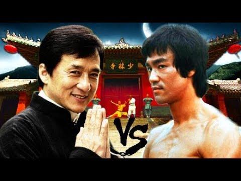 Download Bruce Lee Versus Jackie Chan!☯| Lee VS. Chan CREATORS of Martial Arts BADASS Fight Scenes: Who Am I?