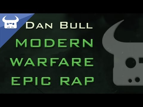 MODERN WARFARE EPIC RAP  Dan Bull