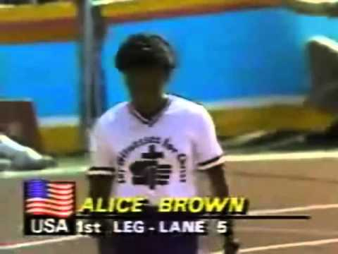Alice Brown - YouTube