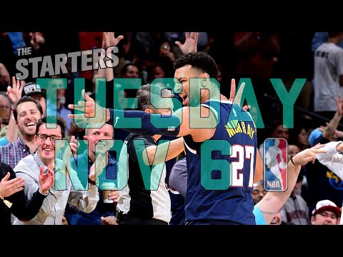 NBA Daily Show: Nov. 6 - The Starters