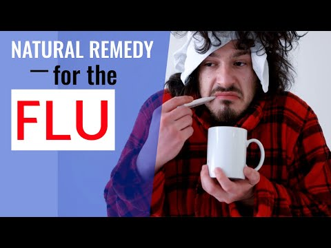 The Best Natural Remedy for Flu Symptoms