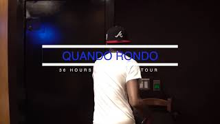 Quando Rondo A Day In The Life - Global Gangin' Tour Pt.1