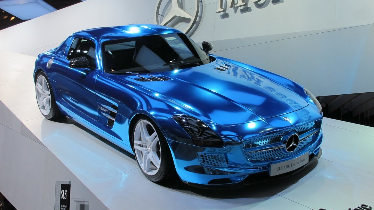 Awesome Cars Of The Paris Motor Show 2012 Road Testament