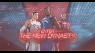 NBA 2K13 - Dynasty TV Spot