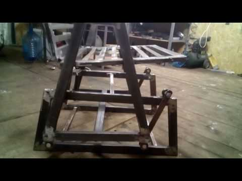 стул кочалка с членом видео