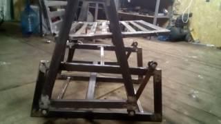 видео кресло глайдер