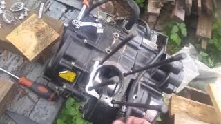 Двигатель 166fmm