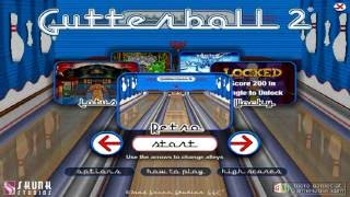 Andrew's Longplay of Gutterball 2