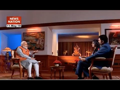 PM Shri Narendra Modi's interview to News Nation | 11 May 2019