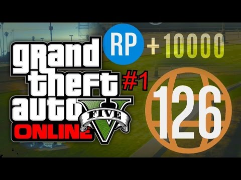 GTA V Online Geld & RP Glitch | Version 1.20 & 1.2
