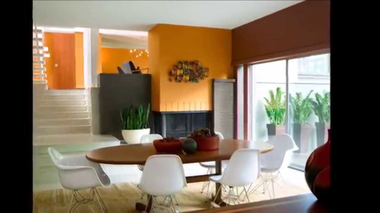 Home interior painting ideas youtube for Indoor paints color ideas