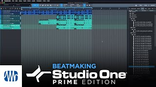 Studio One with Gregor: Beatmaking in Studio One Prime
