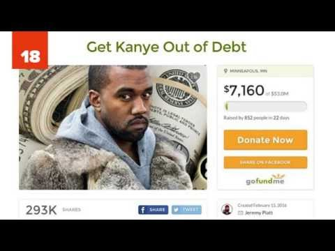 25 Crowdfunding Requests That Are Remarkably Ridiculous