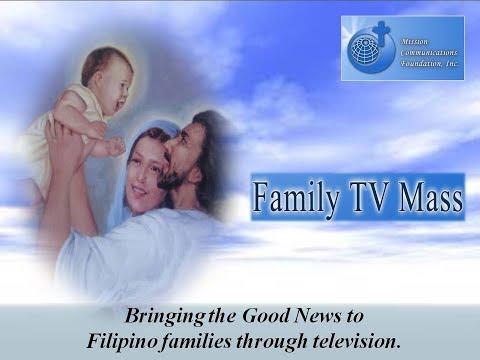 Family TV Mass 2018 Jan 14 FEU, Manila
