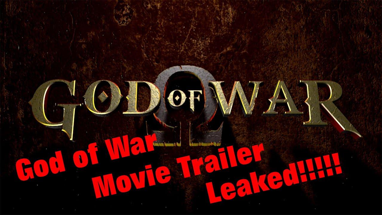 """God of War"" Movie Trailer !!!Leaked!!! - YouTube"