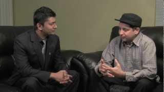 Jiwan Parivesh with Artist Anup Bhandari March 15, 2013