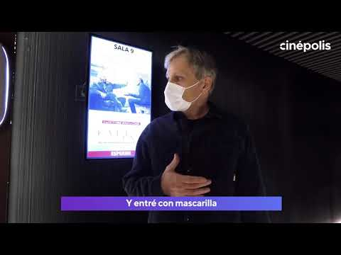 Viggo Mortensen visita Cinépolis