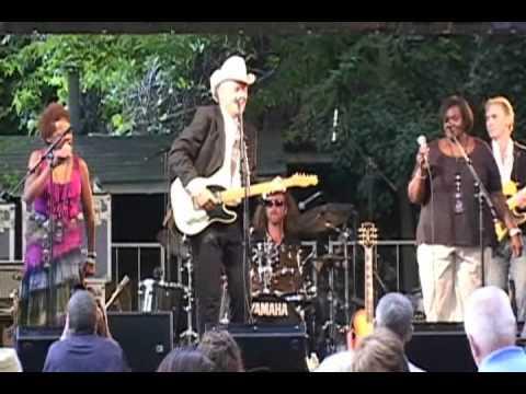 "JB KLINE BAND 9-4-10 Delaware River Bluesfest ""Cha..."